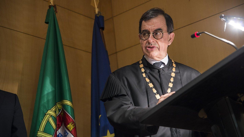 Guillherme d'Oliveira Martins era presidente do Tribunal de Contas quanto o TGV foi chumbado