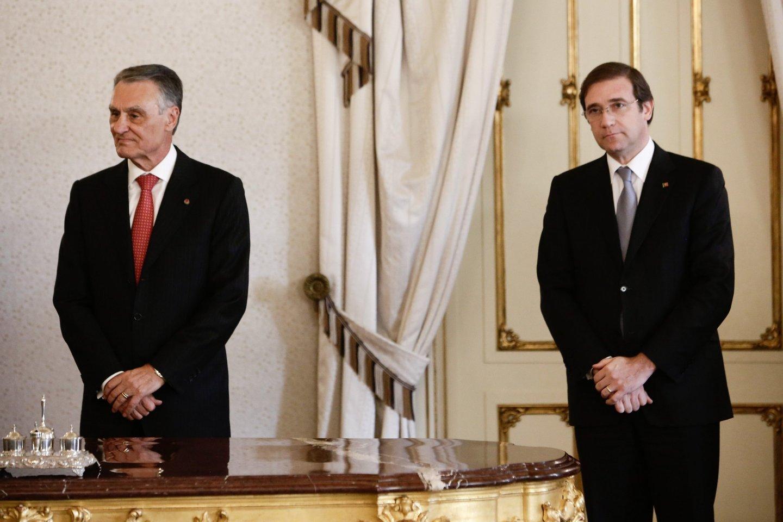Cavaco Silva dá posse ao tenente-general Carlos Hernandez Jerónimo