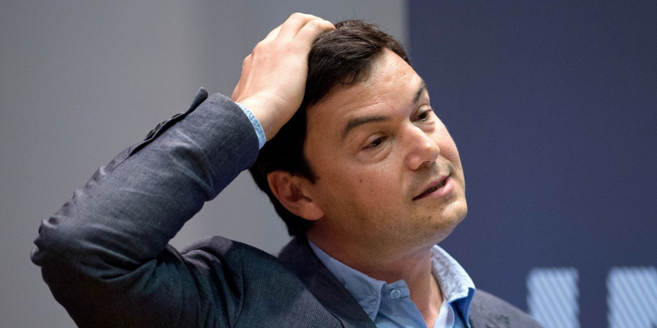 Thomas Piketty (Foto: Leon Neal/AFP/Getty Images)