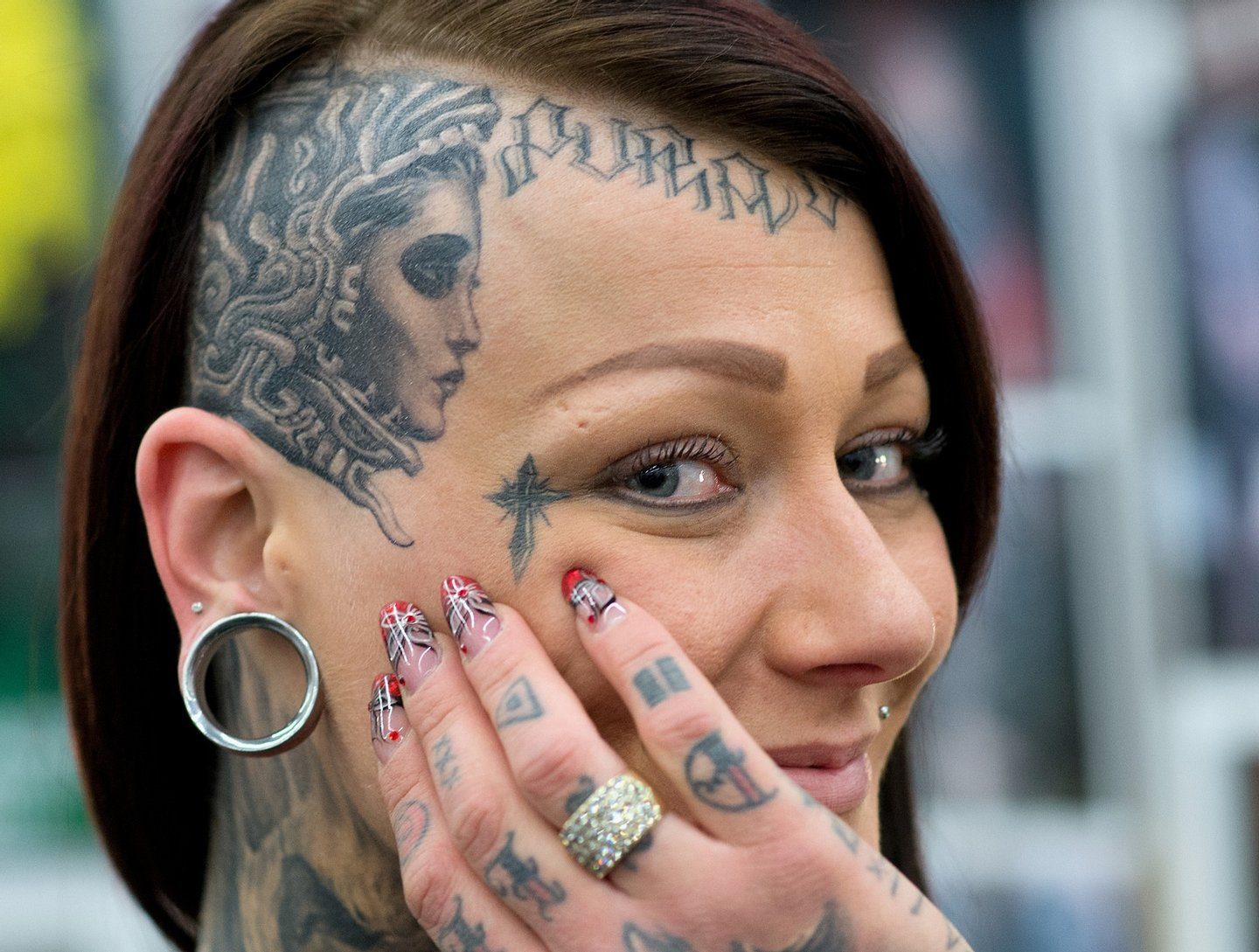 GERMANY-TATTOO-LIFESTYLE