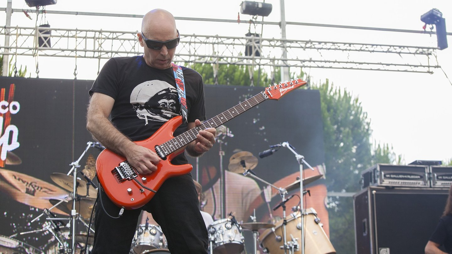 joe satriani, sbsr, super bock super rock 2014,