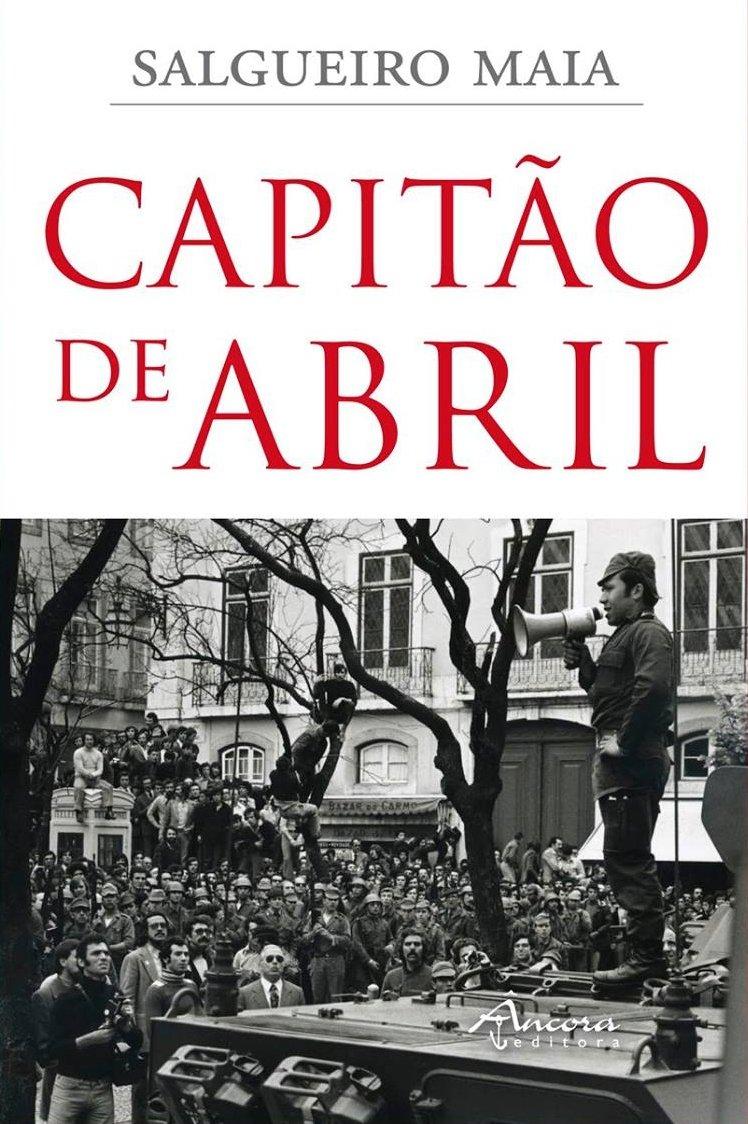salgueiro maia, livro capitão de abril