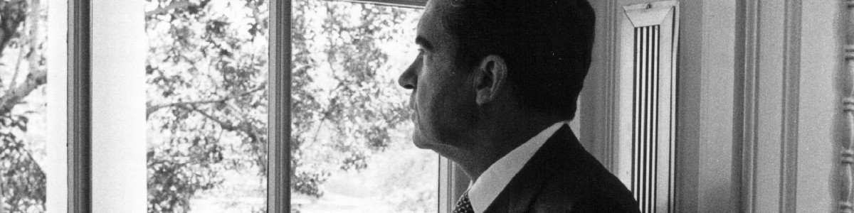 Richard Nixon foi, a par de George H. W. Bush, o republicano que mais vezes venceu em New Hampshire: três vezes (National Archive/Newsmakers)