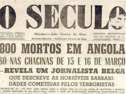 seculo março 1961