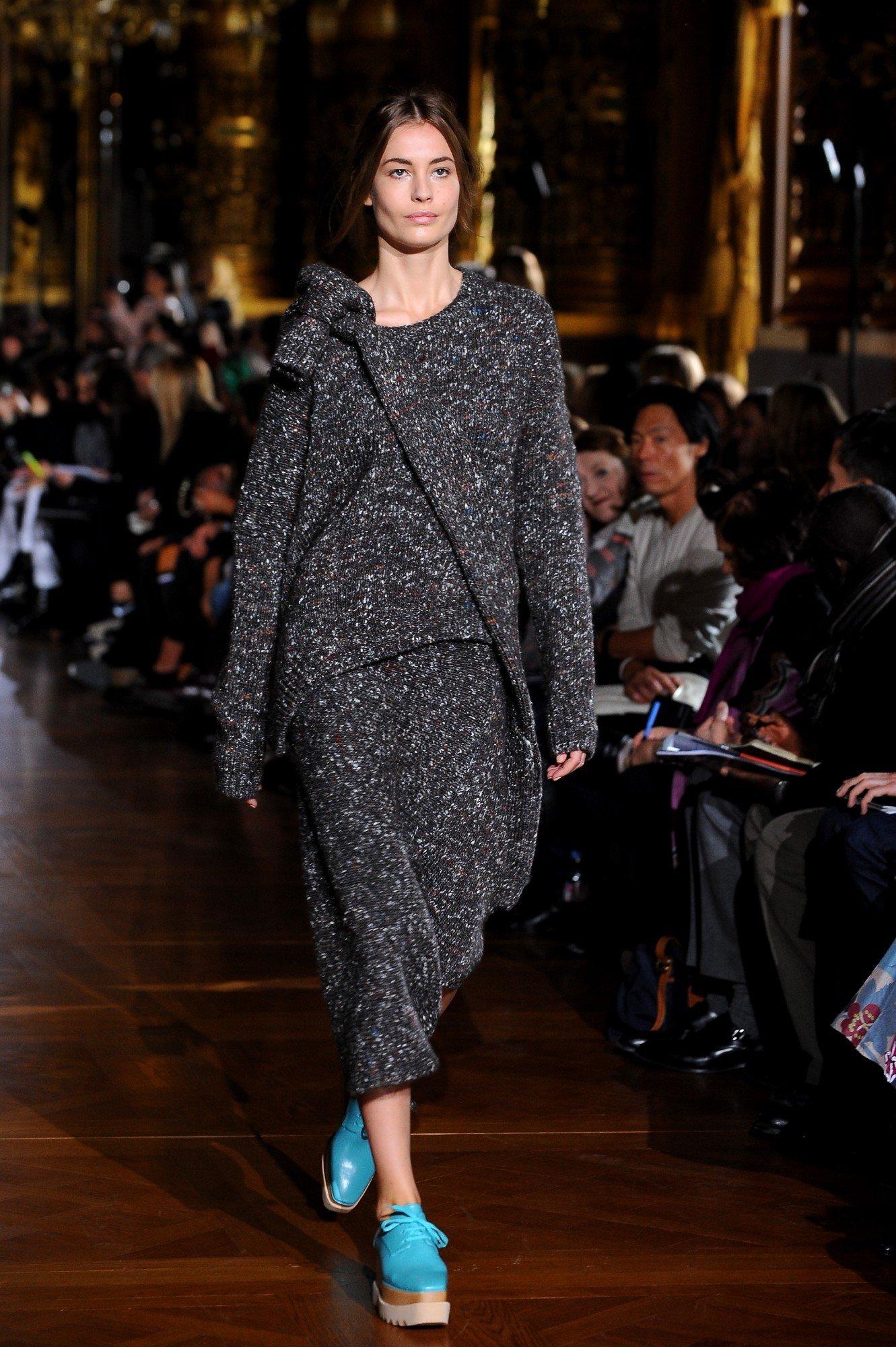 0ff58ba51 <> on March 3, 2014 in Paris, France. Desfile Stella McCartney, semana da  moda de Paris – Francois Durand