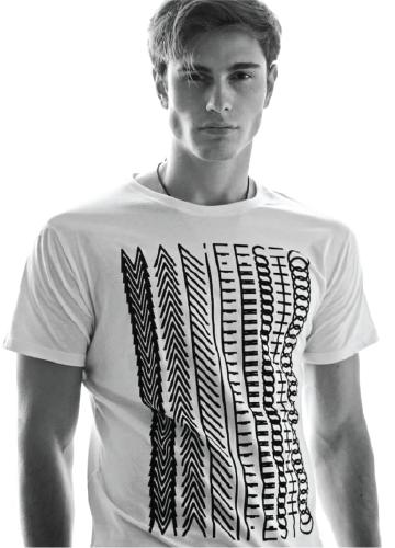 T-shirt anti mosquito / Manifesto Moda
