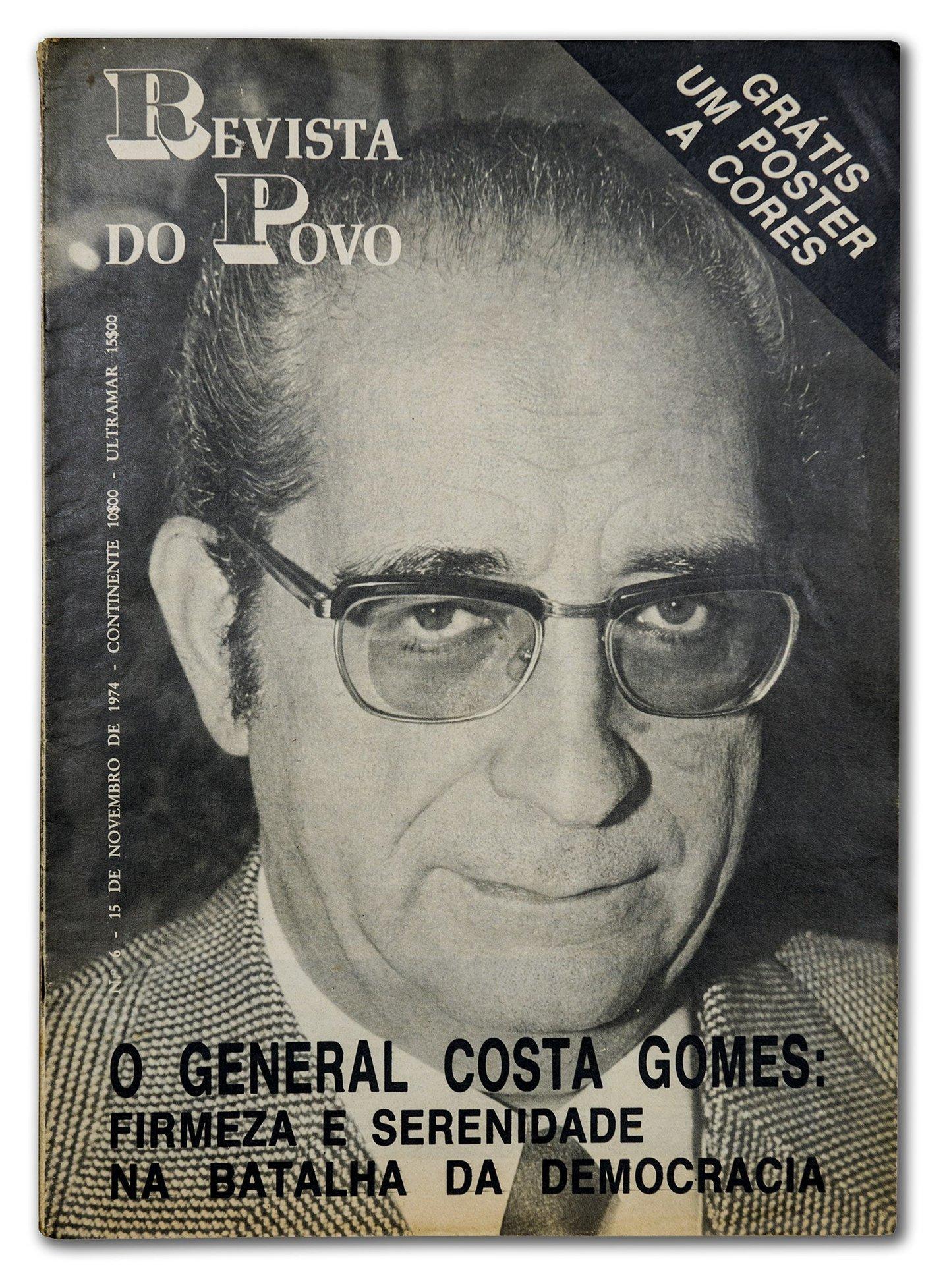 O general Costa Gomes