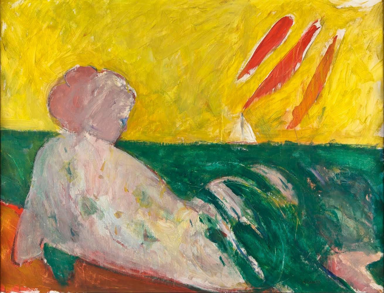 Sereia (1983) - António Dacosta