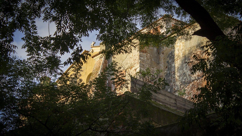 Gabinete Cavaco, Convento de Alcântara,
