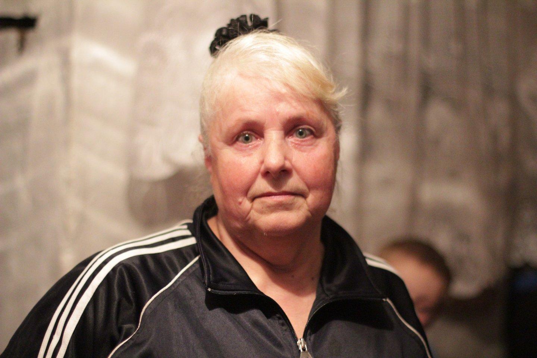 Sempre que há eleições, Nadejda Konstantina não hesita em votar invariavelmente em Lukachenko.