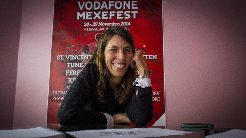 Jwana Godinho, Vodafone Mexefest, Música no Coração,