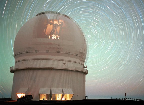 Telescópio Canadá-France-Hawaii_Jean-Charles Cuillandre-CFHT