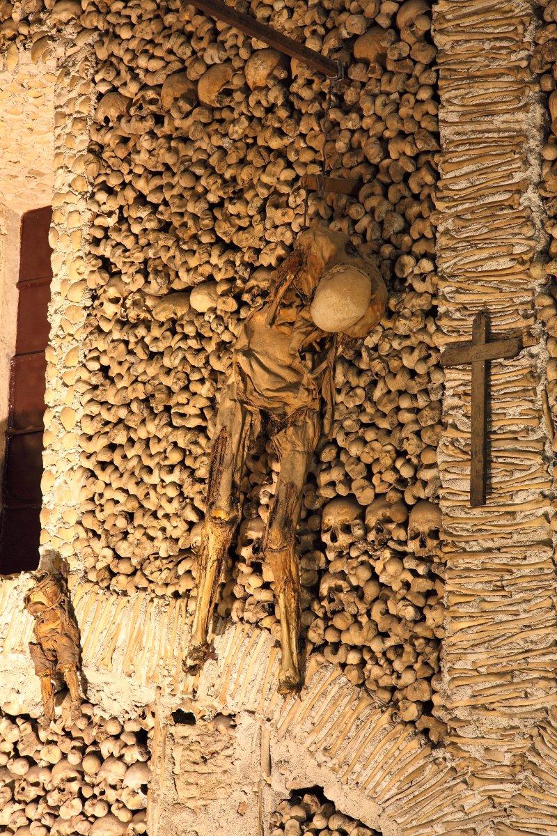 Múmias da capela de Évora - Paul Koudounaris