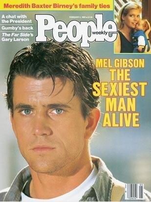 mel gibson people
