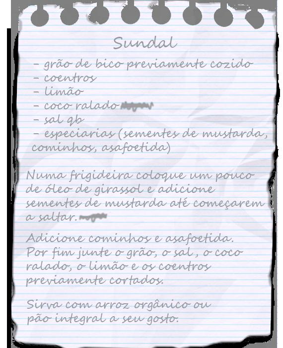 receita_sundal