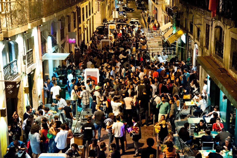Noite de Lisboa