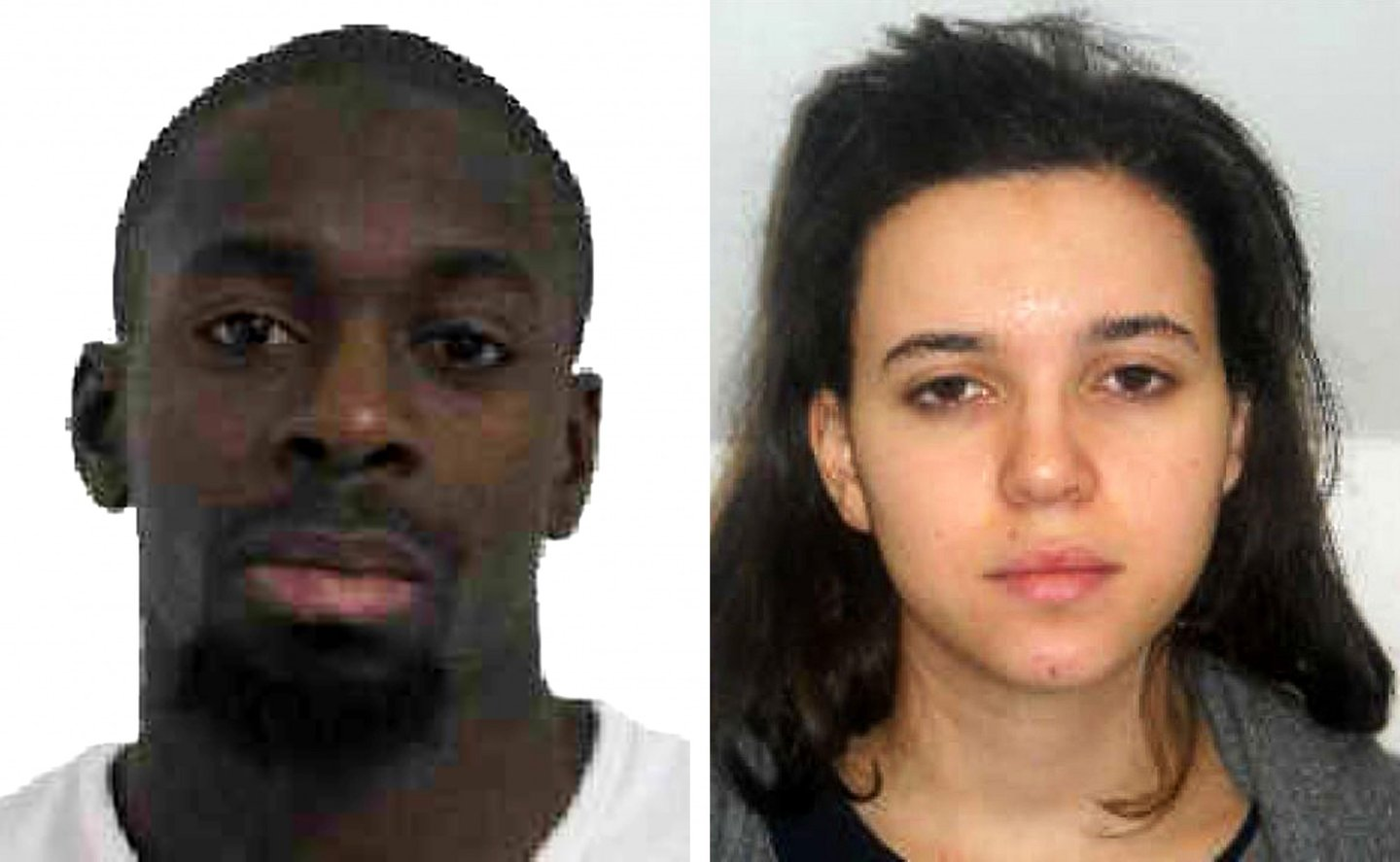 UNSPECIFIED - JANUARY 09:  Pictured in this handout provided by the Direction Centrale de la Police Judiciaire on January 9, 2015 is suspect Hayat Boumeddiene, aged 26, known associate of Amedy Coulibaly who is wanted in connection with the shooting of a French policewoman yesterday and suspected as being involved in the ongoing hostage situation at a Kosher store in the Porte de Vincennes area of Paris. France continues at the highest level of security alert following the attack at the satirical weekly Charlie Hebdo in which twelve people were killed on Wednesday. On January 8 French police published photos of two brothers, Said Kouachi and Cherif Kouachi, wanted as suspects over the massacre at the magazine. (Photo by Direction centrale de la Police judiciaire via Getty Images)