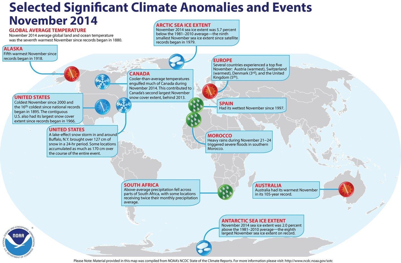 Climate Anomalies November_ NCDC NOAA_1
