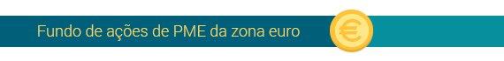 Fundo de ações de PME da zona euro