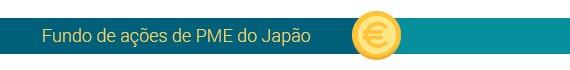 Fundo de ações de PME do Japão