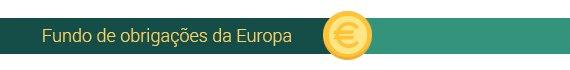 Fundo de obrigações da Europa