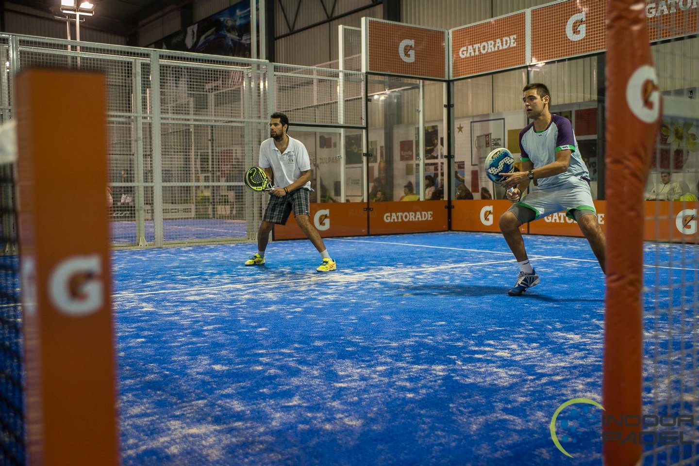 2 - Indoor Padel Center