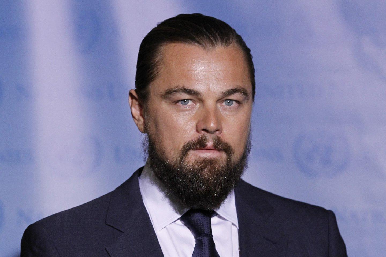 Leonardo DiCaprio Named UN Messenger Of Peace