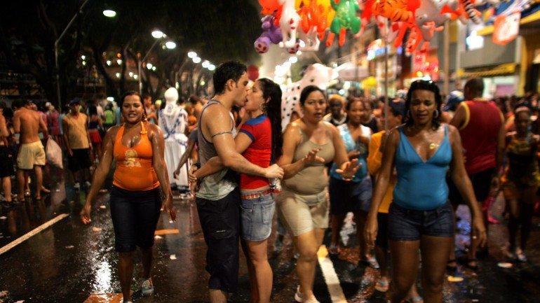 Sexo seguro en salvador Brasil