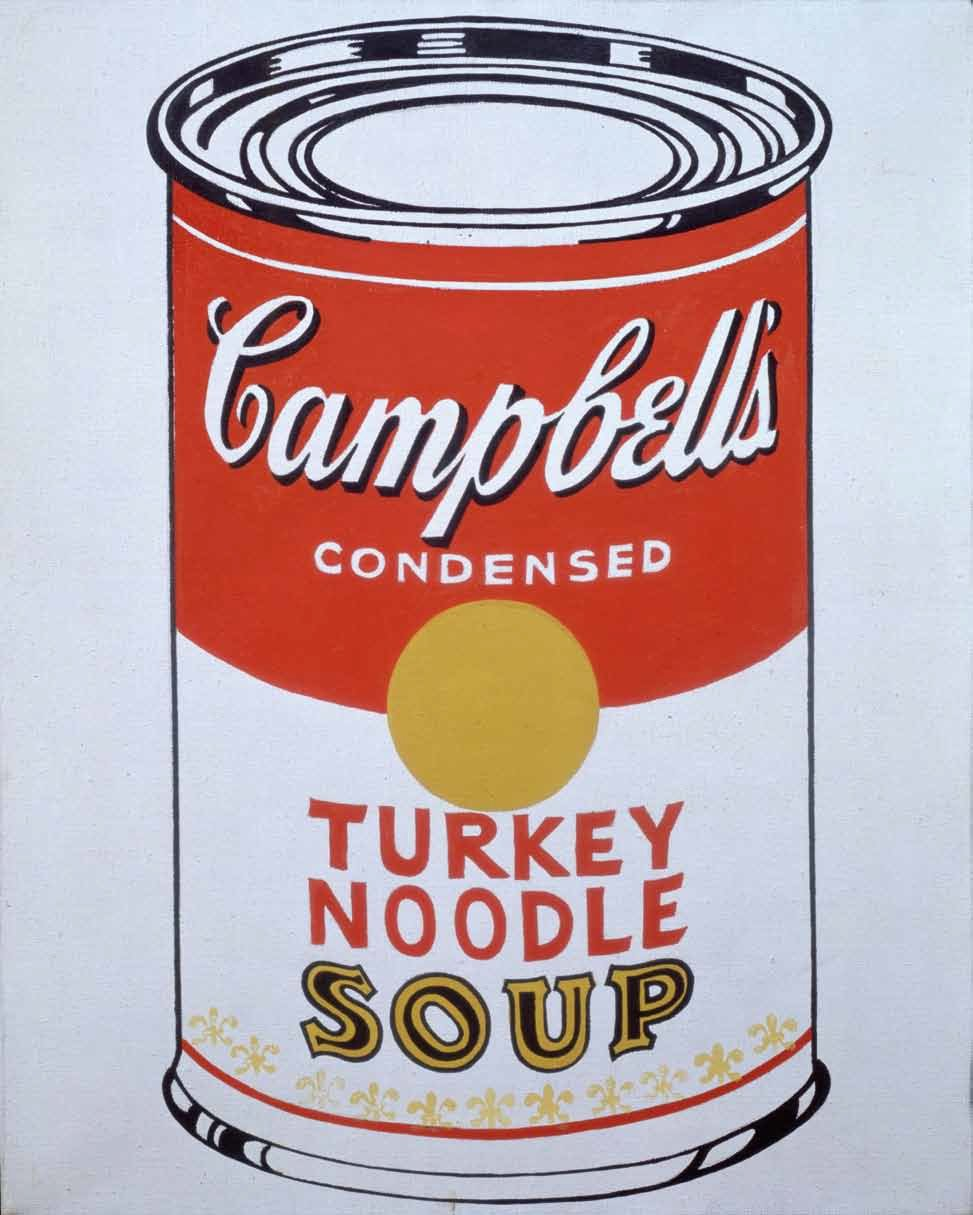 andy-warhol-Campbell-Soup-Can
