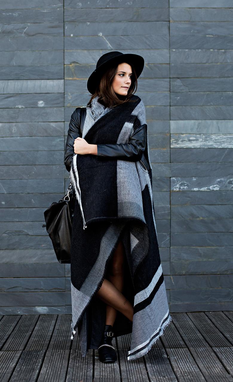Banging Fashion cachecol XL - foto de Dani Fontes