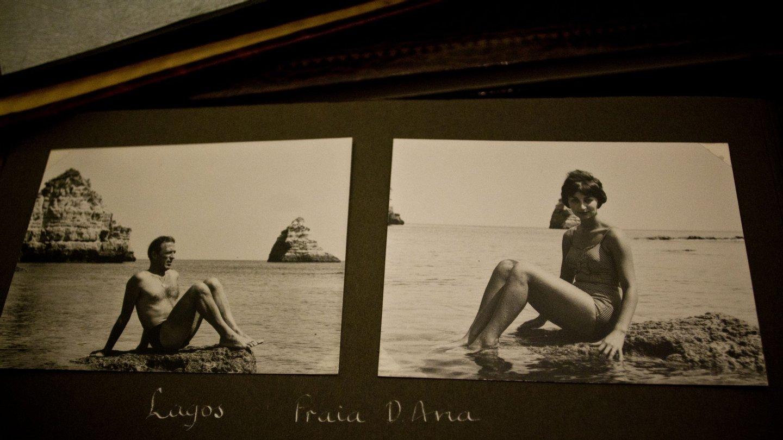 O gosto pela pesca do comandante levava o casal, nas folgas, muitas vezes para perto do mar