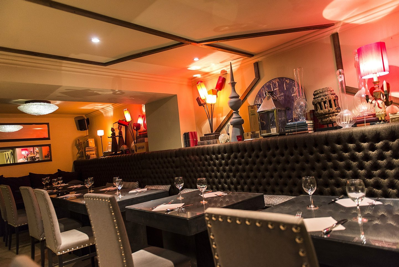 restaurante mezzanine,