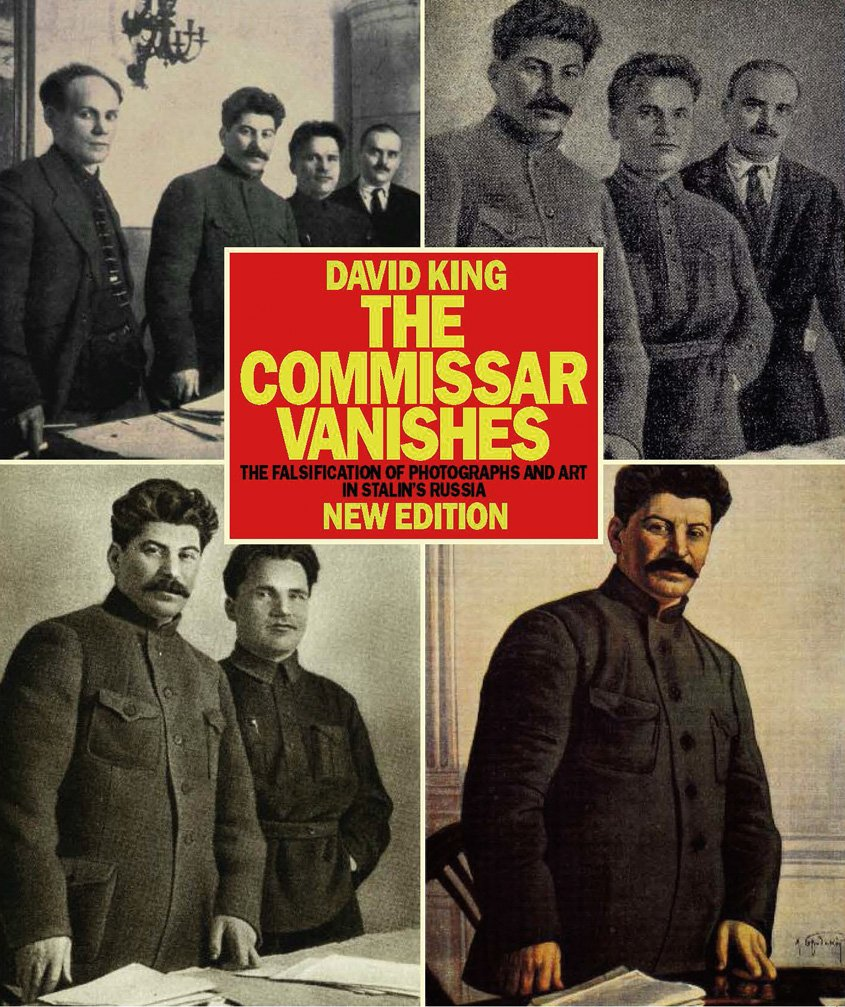Capa The Comissar Vanishes