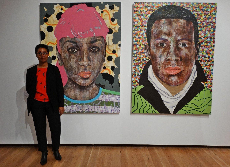 suzana sousa curadora exposição you love me you love me not arte africana