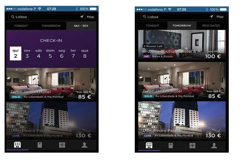 app hotel