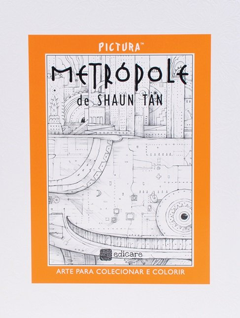 Pictura capa Shaun Tan