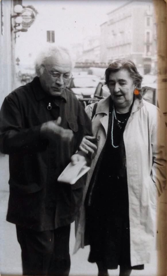 A poeta Alda Merino falecida em 2009