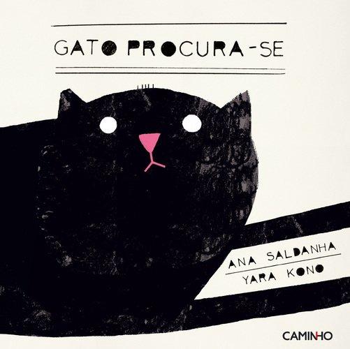 capa Gato Procura-se