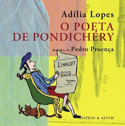 capa O Poeta de Pondichéry