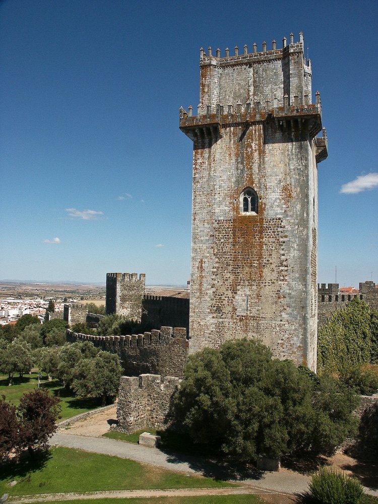 Castelo, Torre de menagem,