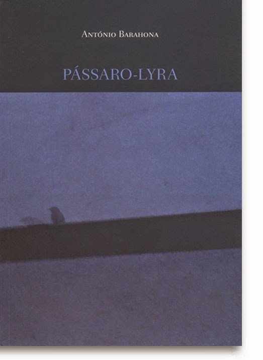 Pássaro-Lyra de António Barahona acabado de editar na Averno