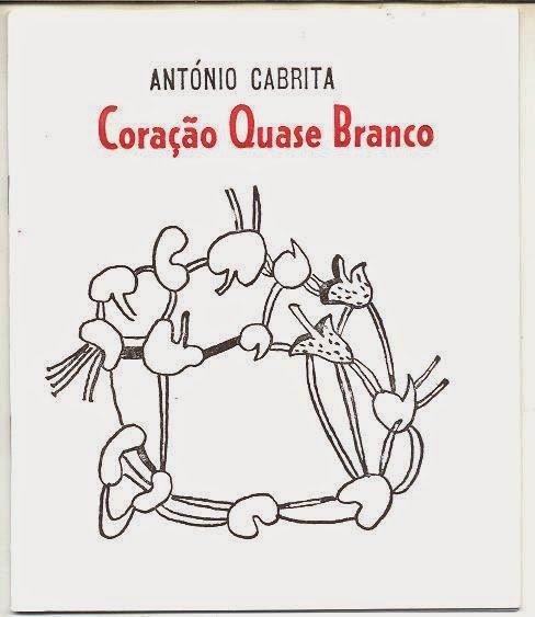 Romance de António Cabrita (um ficção sobre as circunstâncias da morte do alfarrabista Ricart Dácio) numa plaquete da 50Kg
