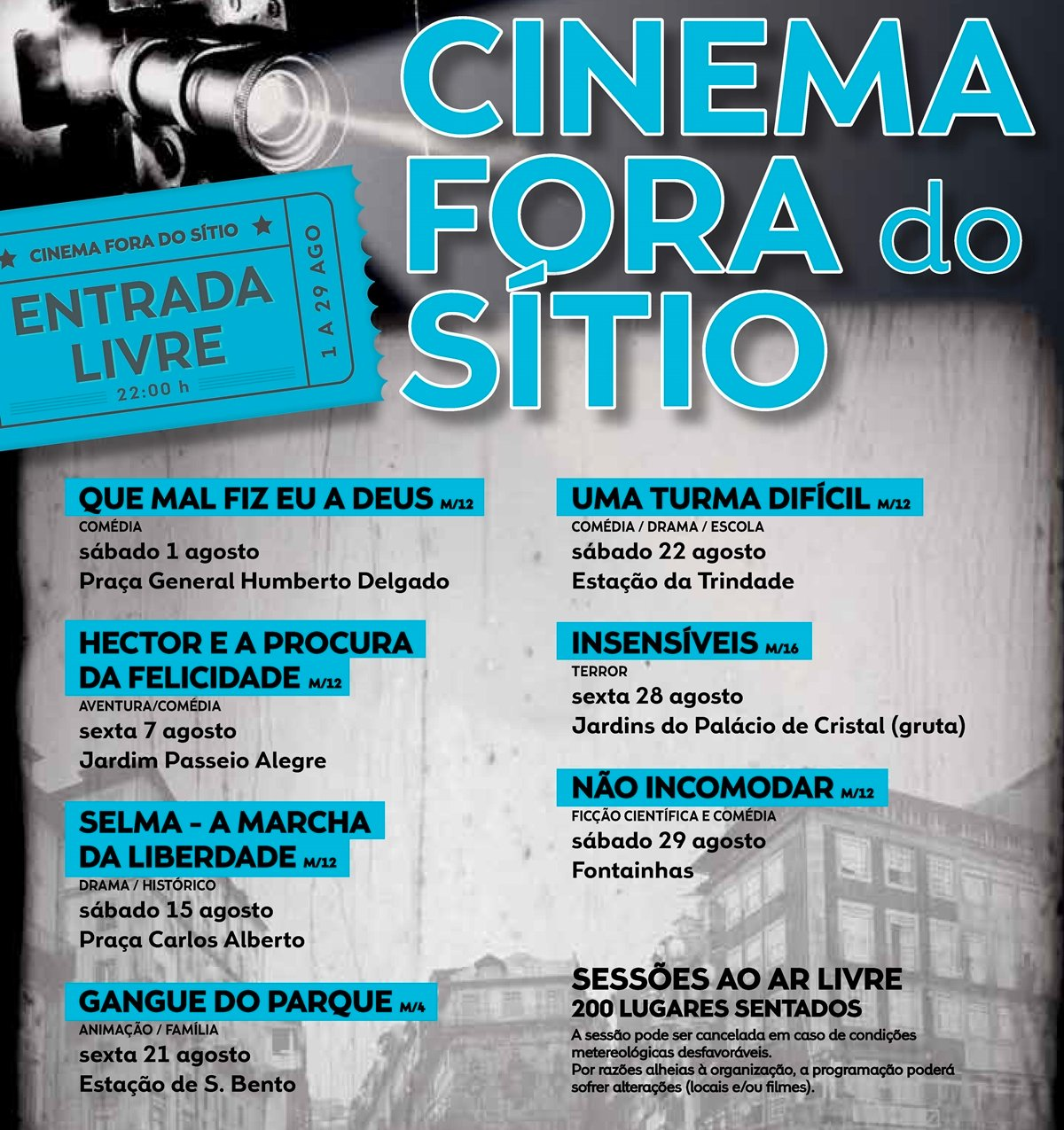 cinema fora do sitio 2015