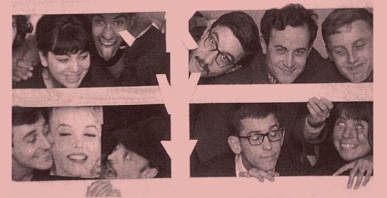 Os fundadores do grupo KWY