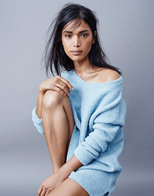 Modelo transgénero de origem filipina