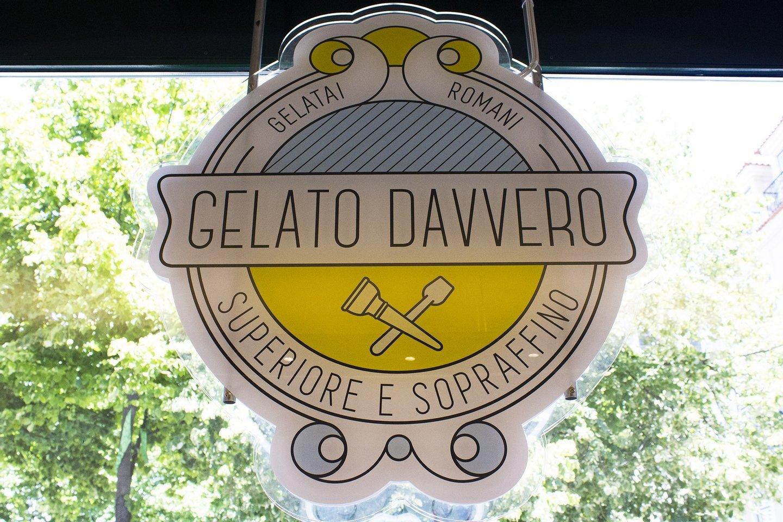 gelataria, gelato devvero, gelados italianos,