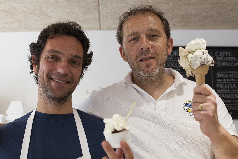 gelataria, gelato devvero, gelados italianos, gelado