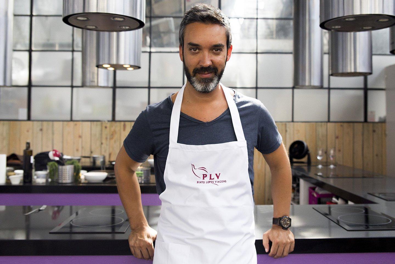 henrique sá pessoa, culinária, showcook, kiss the cook, lx factory,