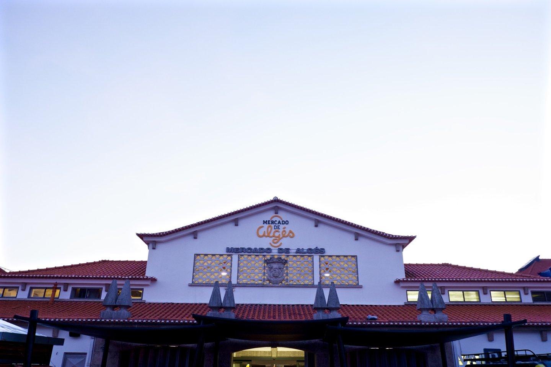 Mercado de Algés TP429