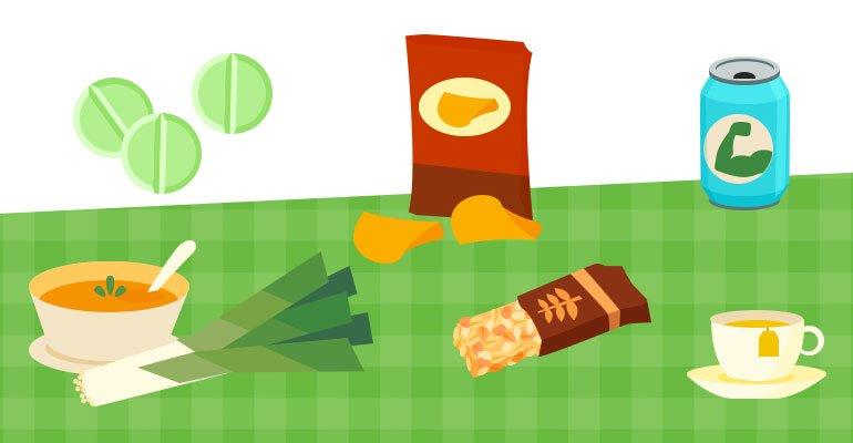 """A dieta de restrição calórica proposta pela equipa de Valter Longo inclui """"sopas à base de vegetais, barras energéticas, bebidas energéticas, snacks, chá de camomila e um suplemento vegetal em comprimido"""" - @ Andreia Resinho Costa/Observador"""
